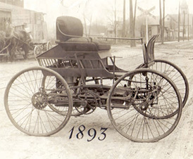 1893 Bicycle